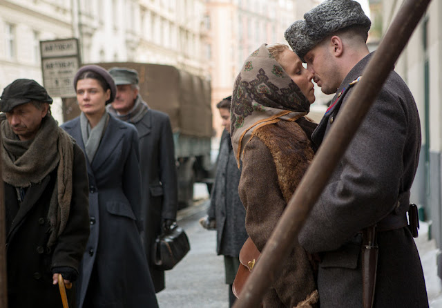 Child 44 NOOMI RAPACE and TOM HARDY star in CHILD 44