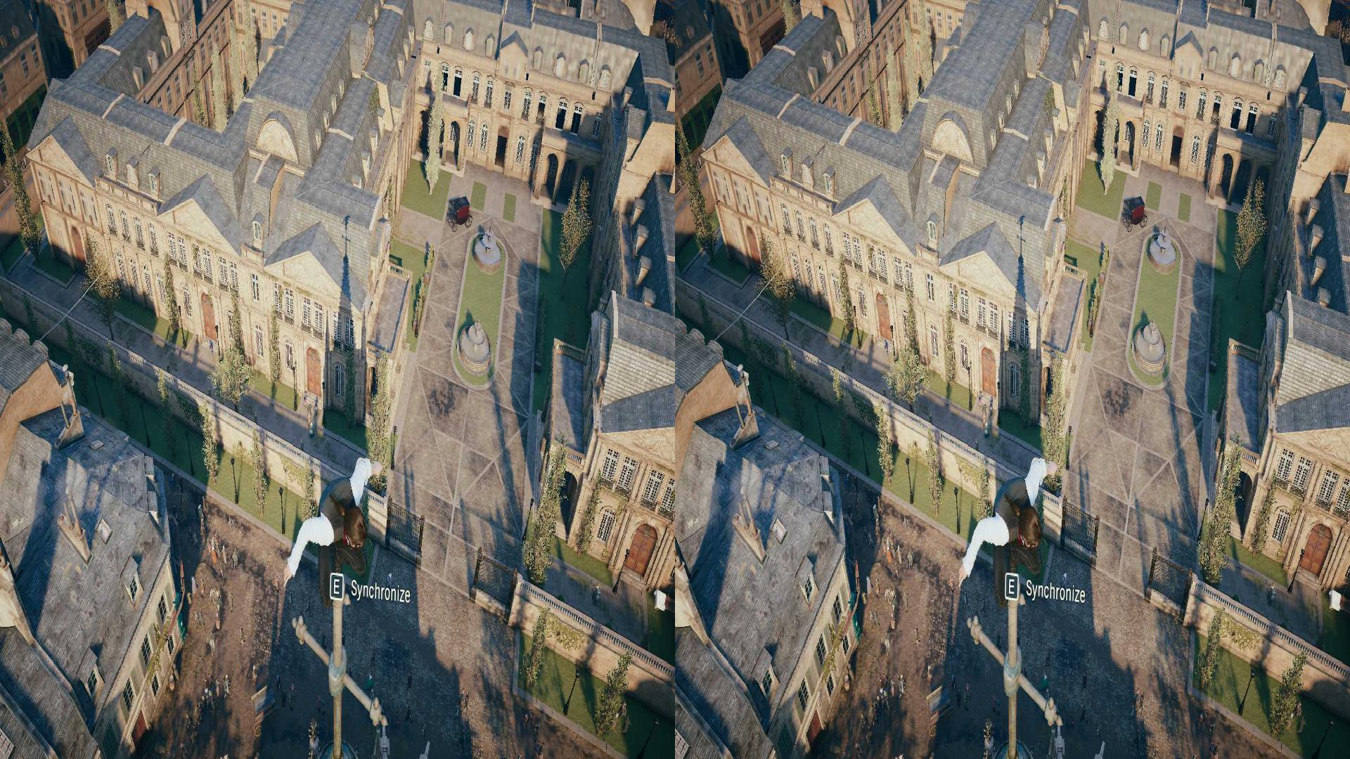 Assassins Creed Unity Animated Desktop Wallpaper