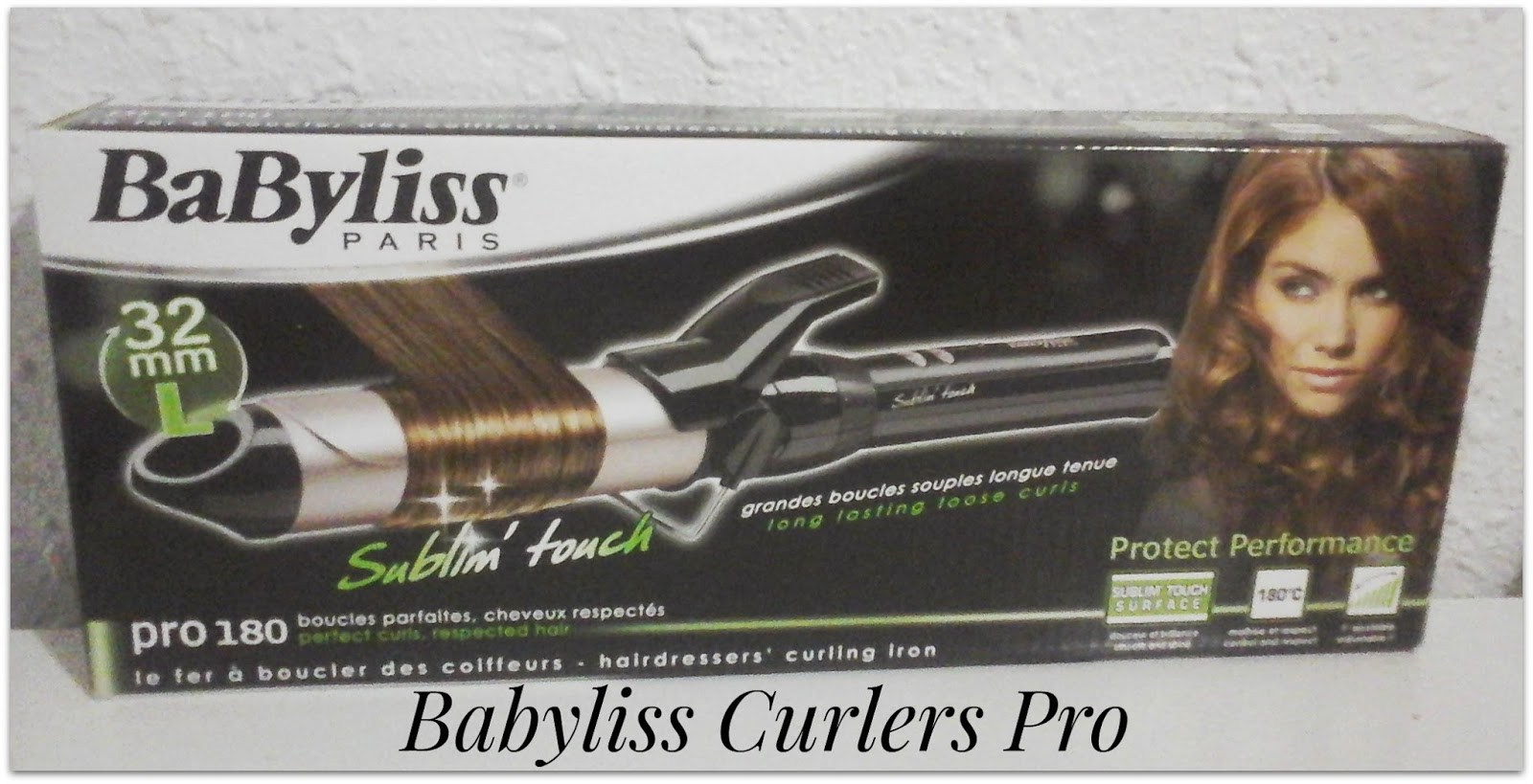 Babyliss Curlers Pro