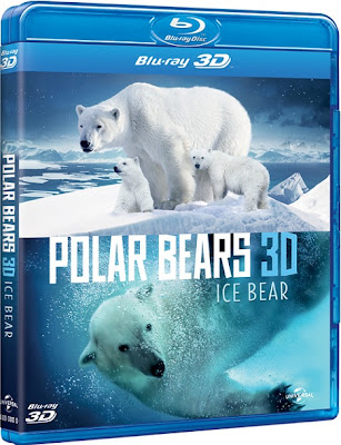 Polar Bears: A Summer Odyssey (2012) BluRay 3D