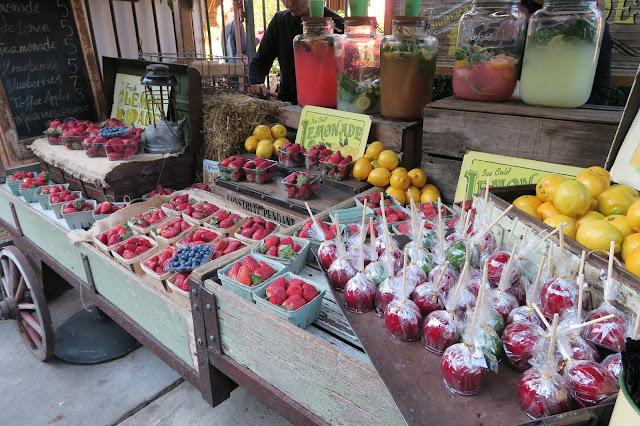 The Grounds of Alexandria- Fresh Fruit
