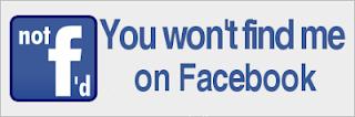 என்னை முகநூலில்(Facebook) தேடாதீர்கள்!