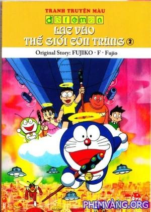 Doremon Lạc Vào Thế Giới Côn Trùng - Nobita'S Diary On The Creation Of The World