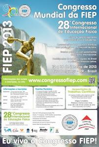 28º Congresso Internacional  de Educação Física!