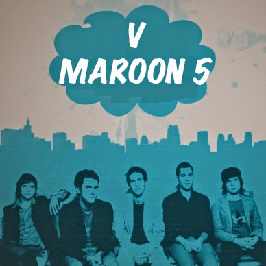 V Album Cover Maroon 5 CDS Music Chart: Maroon 5 Confirms New Album