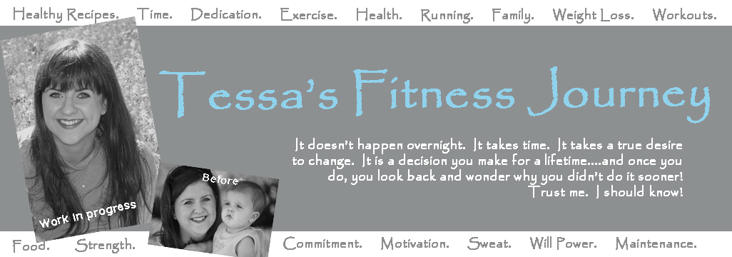 Tessa's Fitness Journey