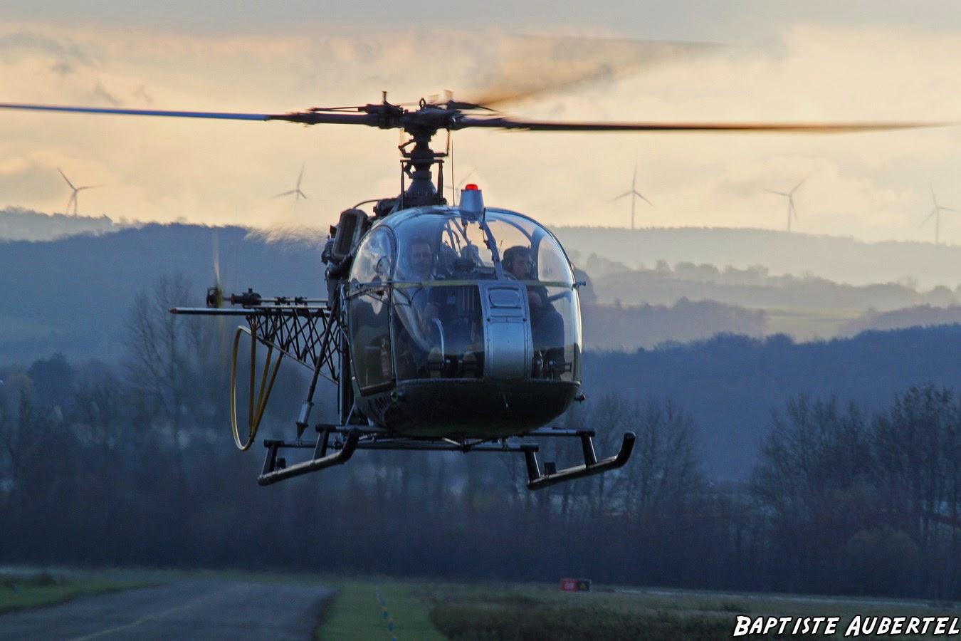 LFSM Montbéliard Aéro Jet Hélicoptère