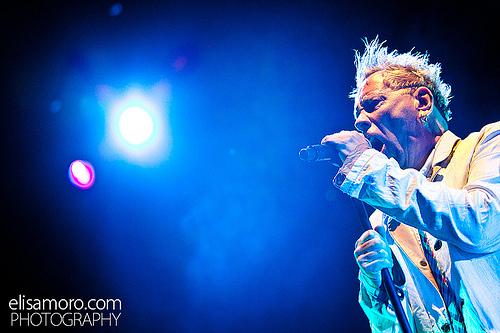 Johnny Rotten PIL by .noir photographer