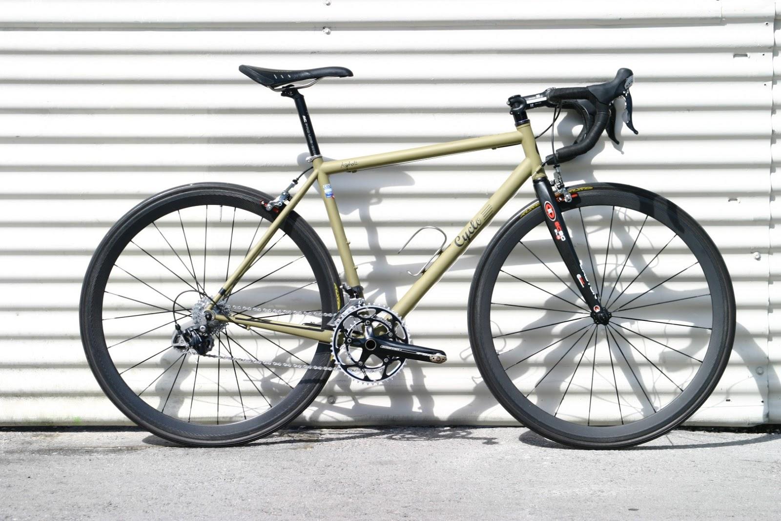 Cyclo Bicycles, el buen hacer del acero ~ Ultimate Bikes Magazine