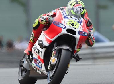 Iannone Lebih Pentingkan MotoGP Daripada Kesehatan Sendiri