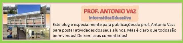 Prof. Antonio Vaz