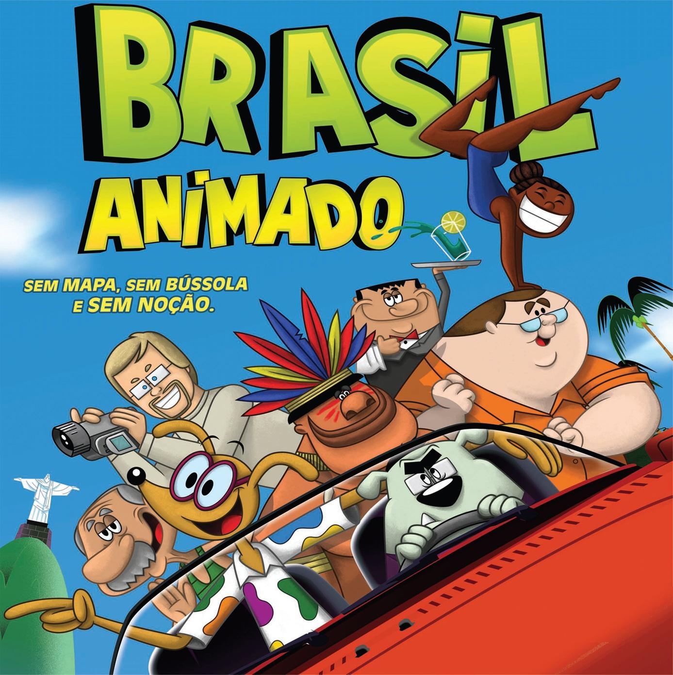 Resultado de imagem para brasil animado filme