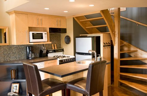 Small Kitchen Design With Island | Simple Home Decoration