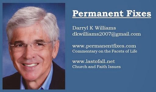 Permanent Fixes