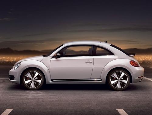 novo Volkswagen Fusca 2013 lateral