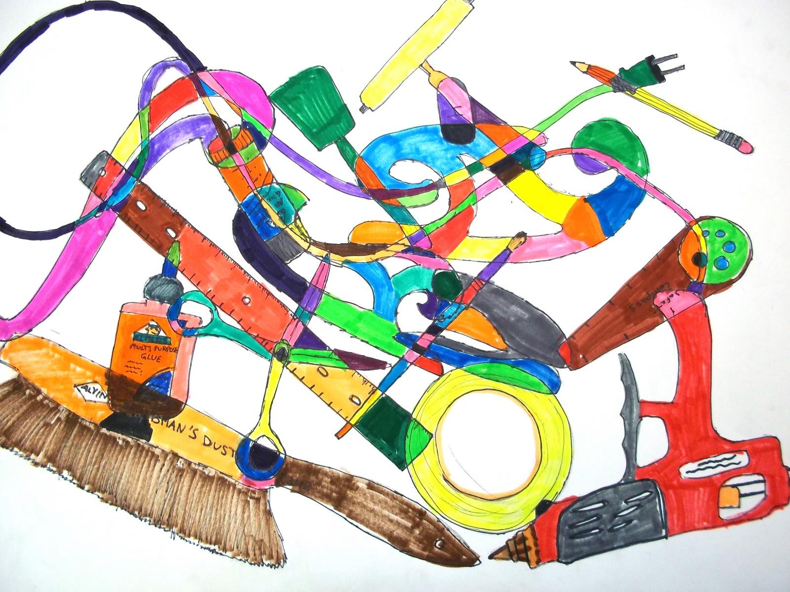 Art supplies 5th grade