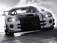 Dodge Viper SRT10 ACR-X Wallpapers