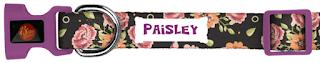 PrideBites floral collar