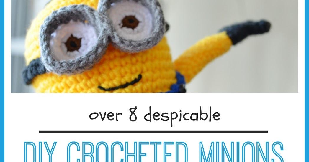 Hopeful Honey Craft, Crochet, Create: Free Minion ...