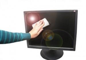Tips Mudah Cara Membersihkan Monitor LCD Laptop / PC