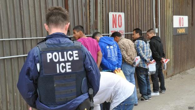 Deportaciones en Estados Unidos