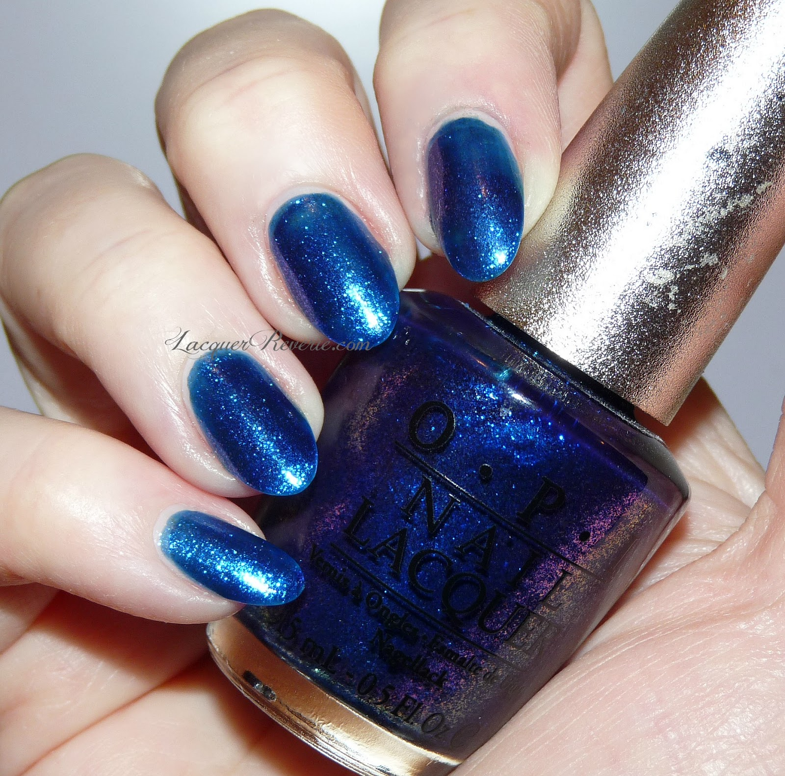 Lacquer Reverie: OPI Designer Series Radiance and Magic
