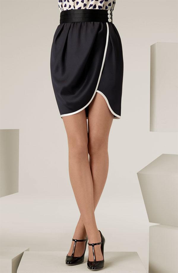 Выкройки для юбки тюльпан