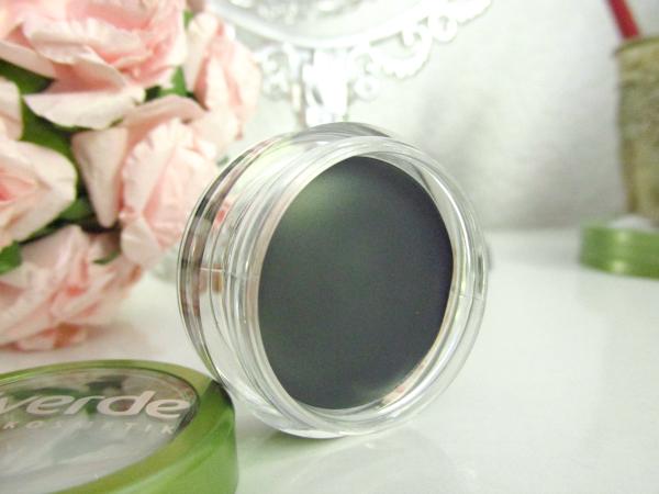 alverde Creme Eyeliner - 10 Graphit Grey