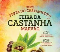 MARVÃO: FEIRA DA CASTANHA E FESTA DO CASTANHEIRO