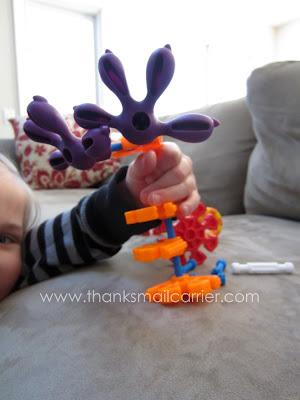 creative building toy