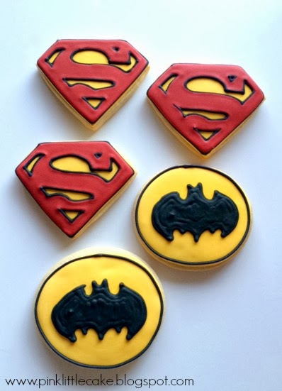 How To Make Superhero Cupcakes