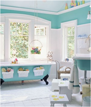Young girls bathroom ideas room design inspirations for Girls bathroom ideas