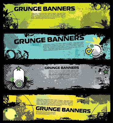 Grunge Banner.eps