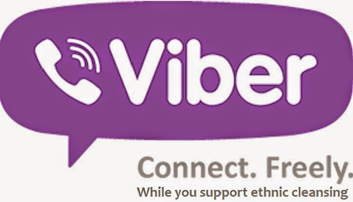 Viber is Owned by Israel