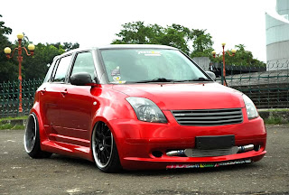 red swift elegan