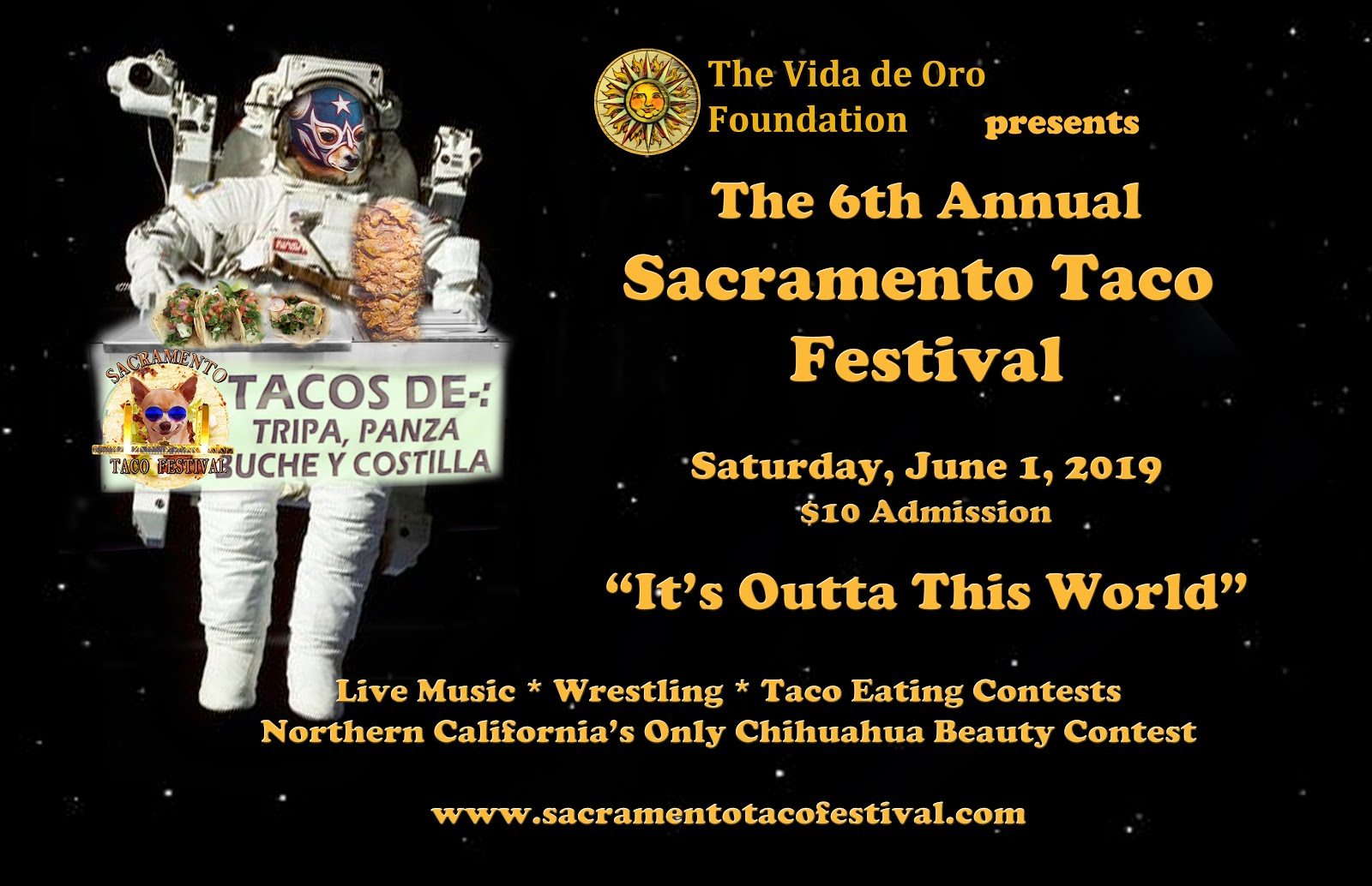6th Annual Sac Taco Festival