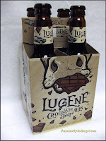 Odell Lugene Chocolate Milk Stout 4-pack