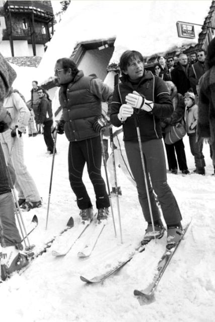 Авориаз фестиваль курорт горные лыжи Жан Вуарне Жерар Бремон Роман Полански Клод Брассер