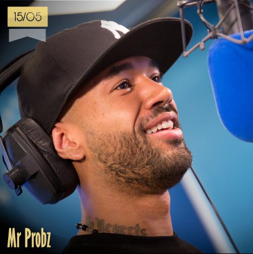 15 de mayo | Mr Probz - @MrProbz | Info + vídeos
