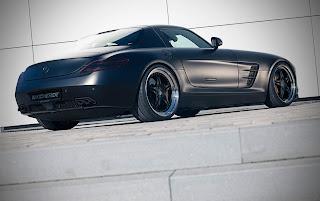 Mercedes SLS  Wallpapers
