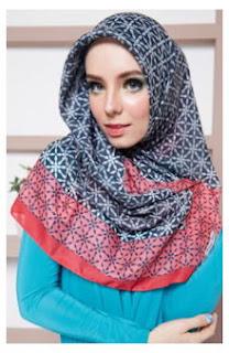 Contoh Hijab Modern Zoya