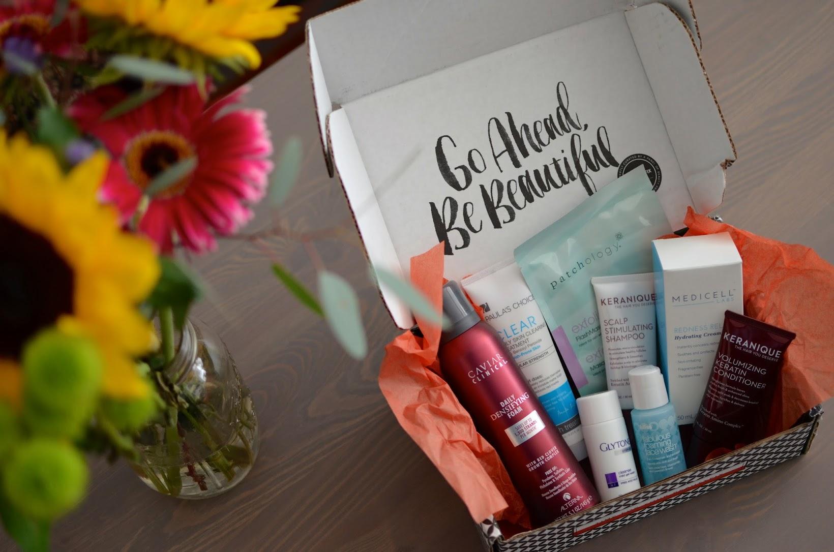 Dermstore, skincare, haircare, Dermstore BeautyFix box