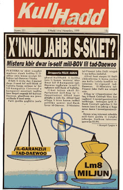 4 - John Dalli and the Daewoo Scandal