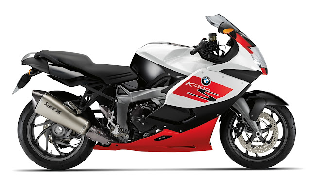 "BMW K 1300 S special model.BMW Motorrad presents K 1300 S ""30 Jahre K-Modelle "" 30th anniversary of the BMW Motorrad K series At the EICMA motorcycle show Milan."