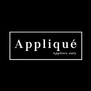 Appliqué ♥