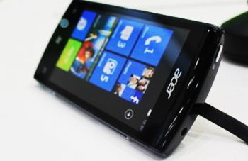 Acer Allegro, Windows Phone Mango Acer Allegro launches in France with Fast Charge tech. Phones, Mobile phones, Acer, Acer Allegro, Windows Phone 7, Mango 0