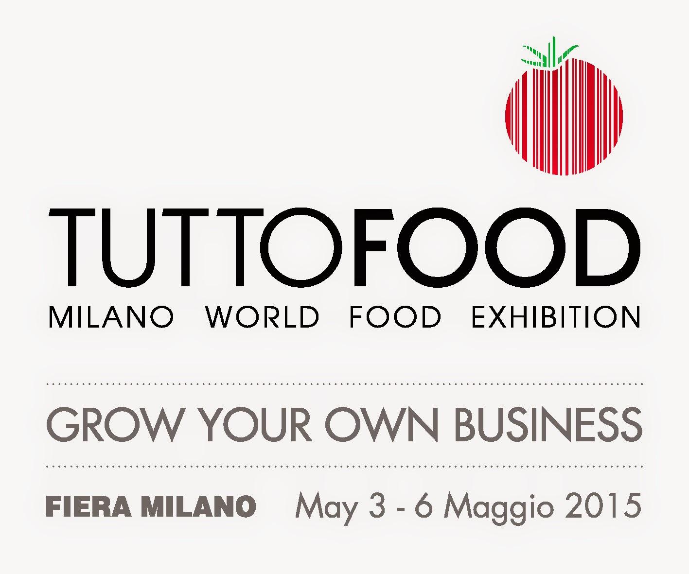 tuttofood - milano world food exhibition. dal 3 al 6 maggio 2015 in fiera milano