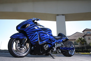 For Sale 2007 Hayabusa Custom