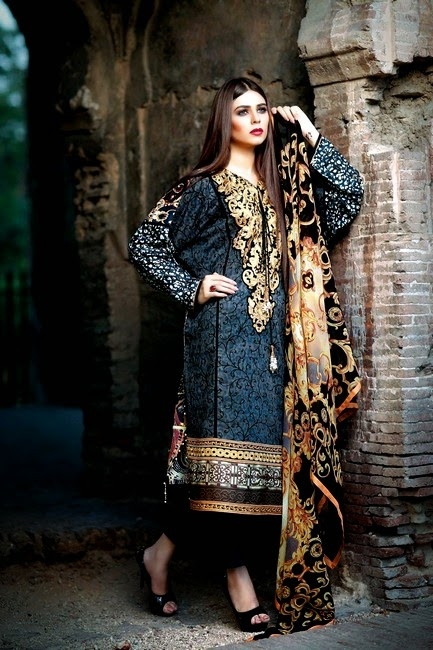 Motifz Eid Collection 2014-2015