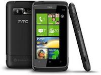 Vodafone HTC 7 Trophy firmware update, not Mango